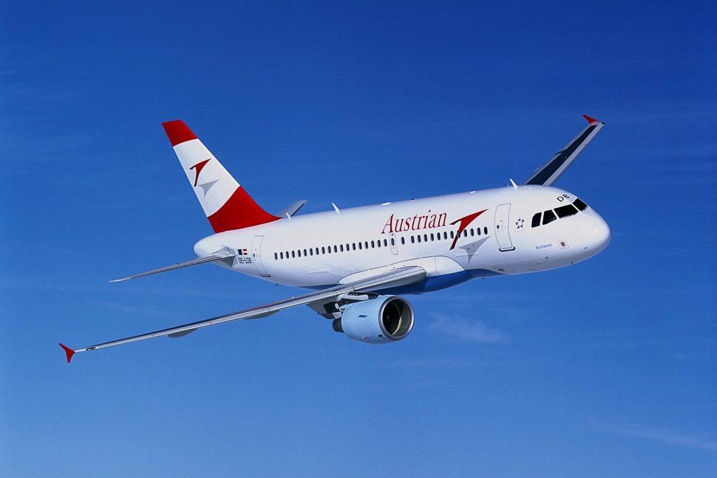 ภาพ: Austrian Airlines