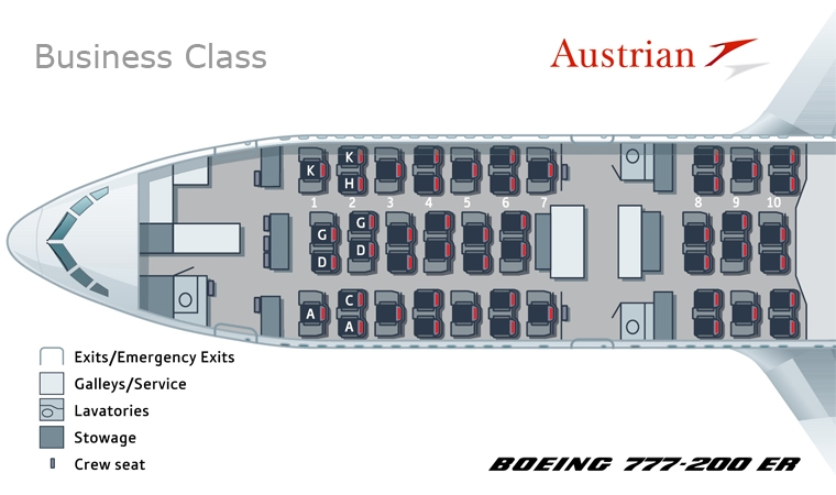 Seatmap B777 Business Class 760x450