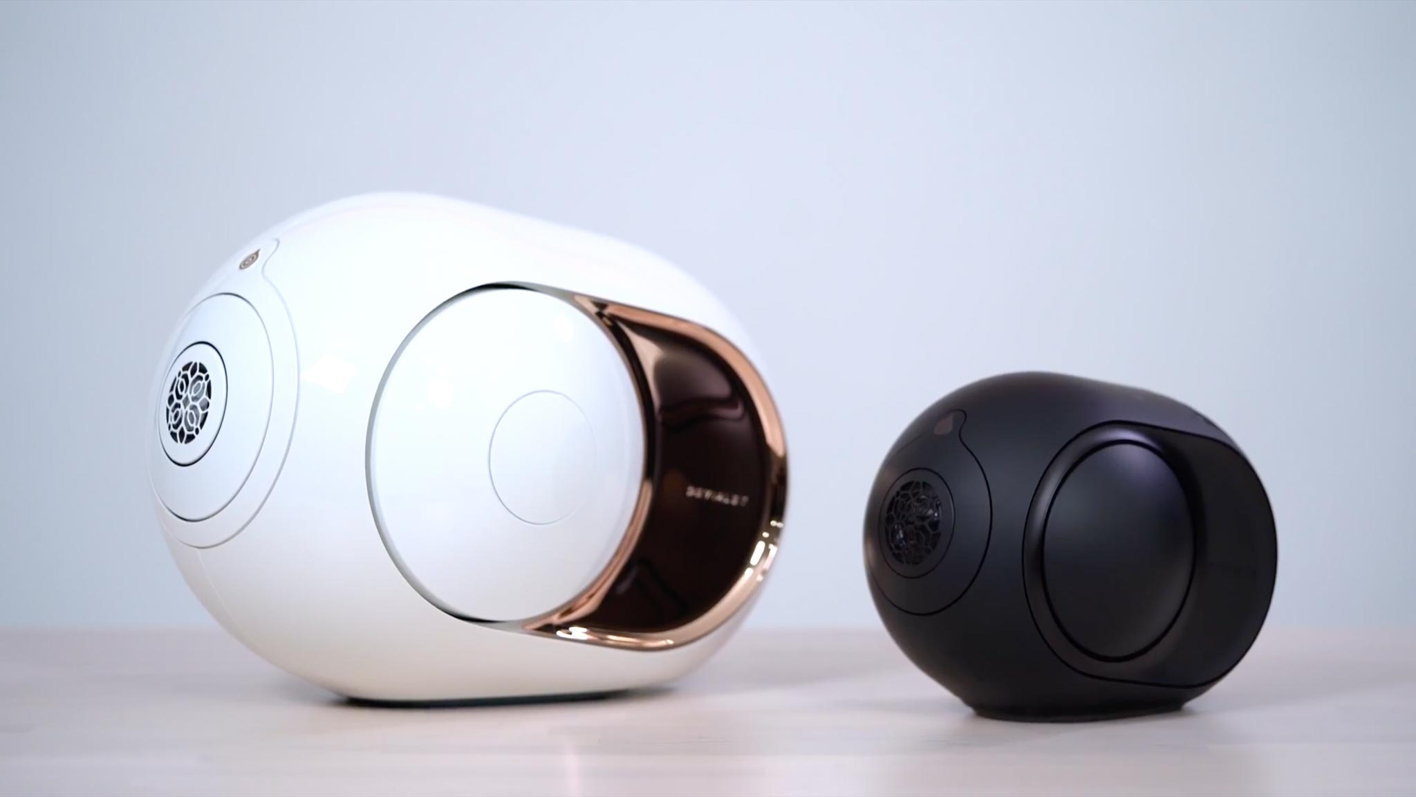 Devialet Gold Phantom vs Phantom Reactor